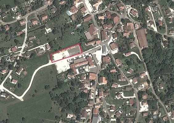 Esquisse - Localisation