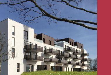 LES ALSEIDES, 54 logements en accession - ilot 3A