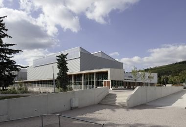 Jardin des sports