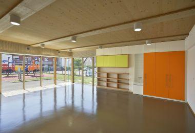 """Extension école """"Les Coccinelles"""""""