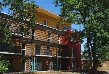 84 logements BBC locatifs et en accession