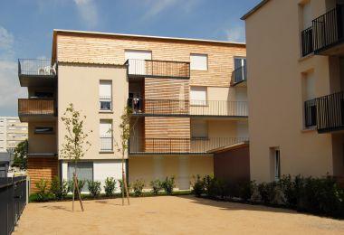 38 logements collectifs locatifs