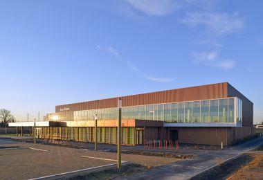 Salle sportive et festive